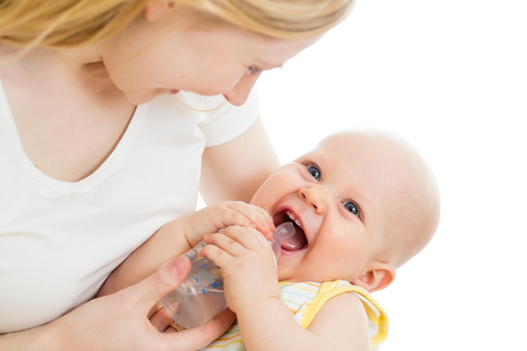 pourquoi bebe colique