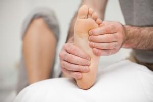 action d'un ostéopathe en cas de douleurs liées au port des talons